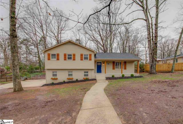 219 Crestwood Drive, Greenville, SC 29609 (#1387777) :: The Haro Group of Keller Williams