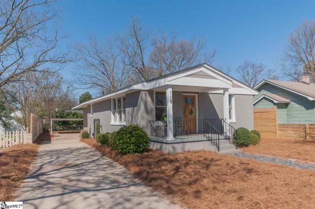 119 Ridgeway Drive, Greenville, SC 29607 (#1387918) :: The Robby Brady Team