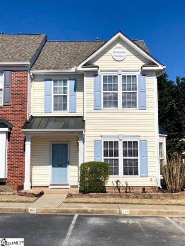 160 Spring Crossing Court, Greer, SC 29650 (#1387933) :: Coldwell Banker Caine