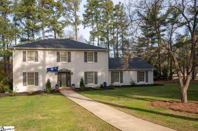 4 Chisolm Trail, Greenville, SC 29607 (#1387977) :: Coldwell Banker Caine