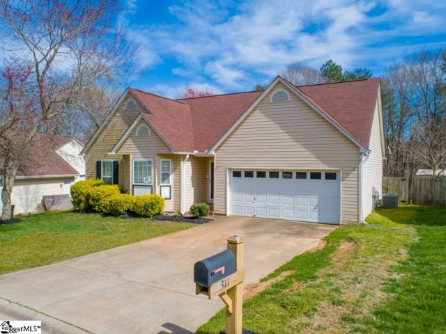 311 S Sandy Brook Way, Simpsonville, SC 29680 (#1388012) :: Coldwell Banker Caine