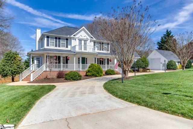 14 Silver Knoll Court, Greer, SC 29651 (#1388045) :: Coldwell Banker Caine