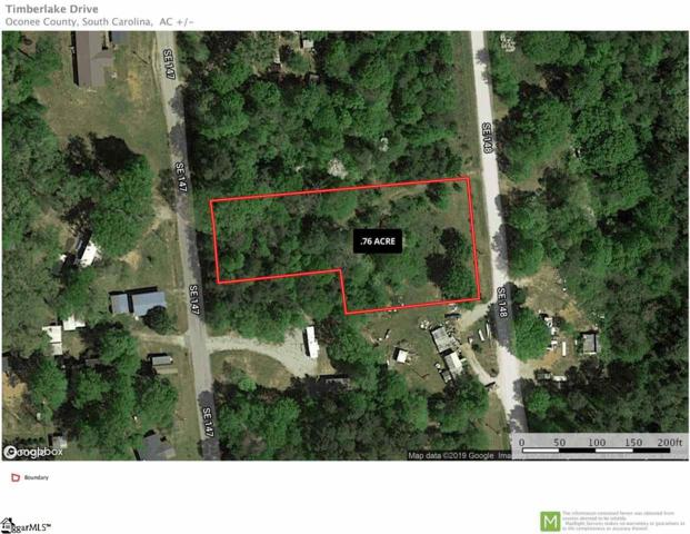0 Timberlake Road, Seneca, SC 29678 (#1388048) :: Hamilton & Co. of Keller Williams Greenville Upstate