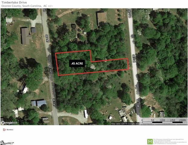 0 Timberlake Road, Seneca, SC 29678 (#1388079) :: Hamilton & Co. of Keller Williams Greenville Upstate