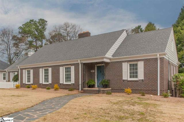 203 E Fairview Avenue, Greer, SC 29651 (#1388114) :: The Toates Team