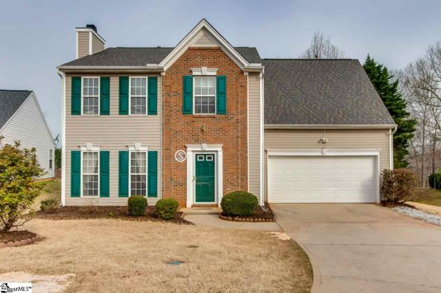 55 Brockmore Drive, Greenville, SC 29605 (#1388116) :: The Toates Team