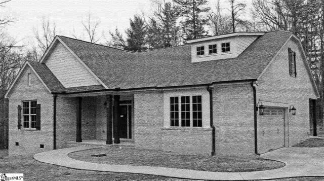 105 White Pine Drive, Simpsonville, SC 29681 (#1388154) :: J. Michael Manley Team