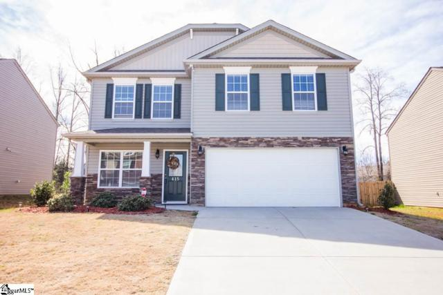 415 Victory Lane, Moore, SC 29369 (#1388220) :: The Haro Group of Keller Williams