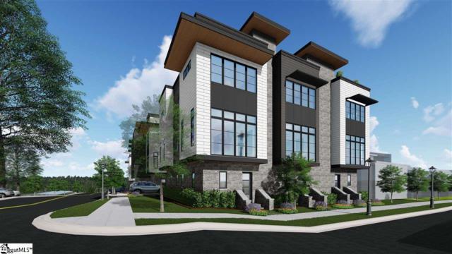 102 Oneal Street Unit A3, Greenville, SC 29601 (#1388287) :: Mossy Oak Properties Land and Luxury