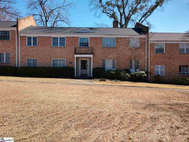 100 Lewis Drive Unit 20-J, Greenville, SC 29605 (#1388314) :: Coldwell Banker Caine