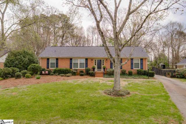 4954 Vineyard Lane, Greenville, SC 29615 (#1388354) :: Coldwell Banker Caine