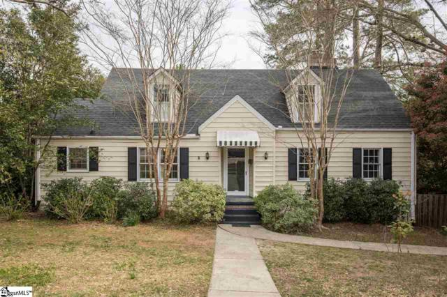 434 Longview Terrace, Greenville, SC 29605 (#1388452) :: Hamilton & Co. of Keller Williams Greenville Upstate