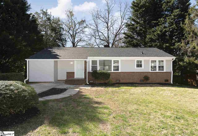 411 Willow Springs Drive, Greenville, SC 29607 (MLS #1388501) :: Resource Realty Group