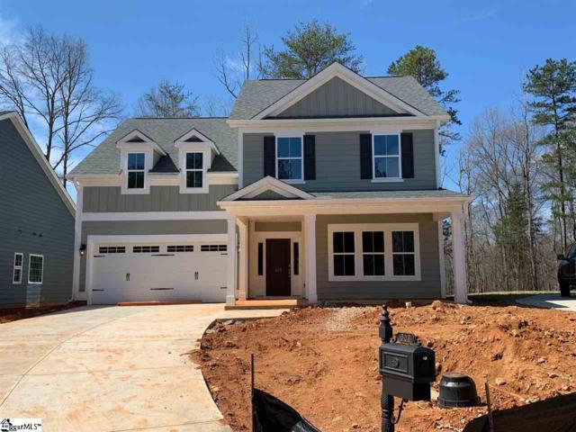603 Creekside Bluff Court, Simpsonville, SC 29681 (#1388549) :: The Haro Group of Keller Williams
