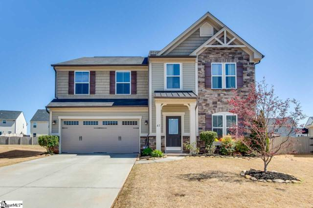 47 Young Harris Drive, Simpsonville, SC 29681 (#1388601) :: The Haro Group of Keller Williams