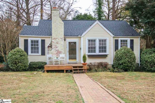 712 Bennett Street, Greenville, SC 29609 (#1388645) :: Connie Rice and Partners