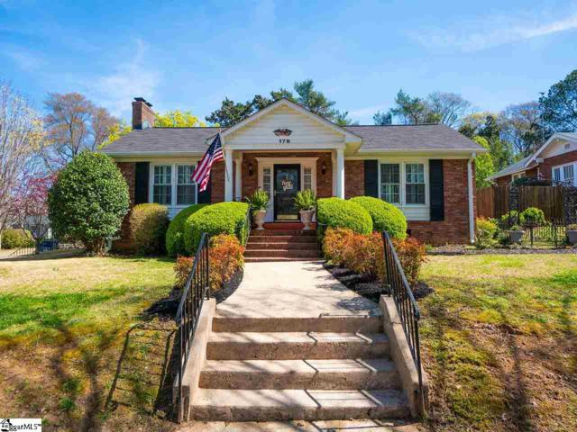 179 Mills Avenue, Spartanburg, SC 29301 (#1388662) :: The Haro Group of Keller Williams