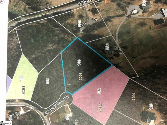 103 Splendor View Lane, Six Mile, SC 29682 (#1388666) :: The Haro Group of Keller Williams