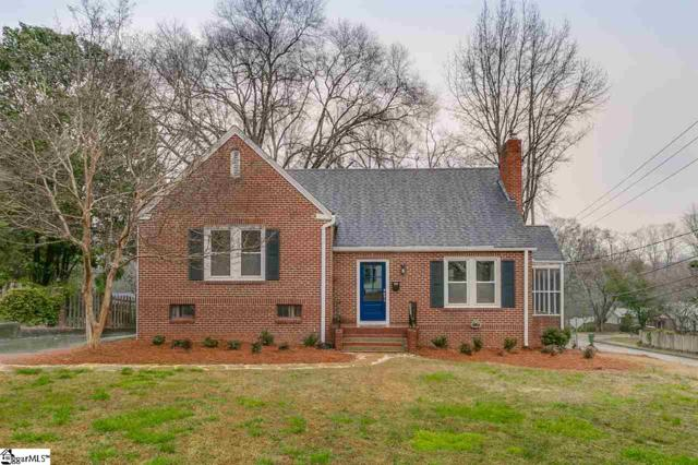 113 E Hillcrest Drive, Greenville, SC 29609 (#1389072) :: The Toates Team