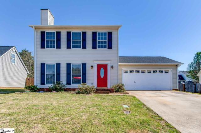 134 Fawnbrook Drive, Greer, SC 29650 (#1389261) :: The Haro Group of Keller Williams
