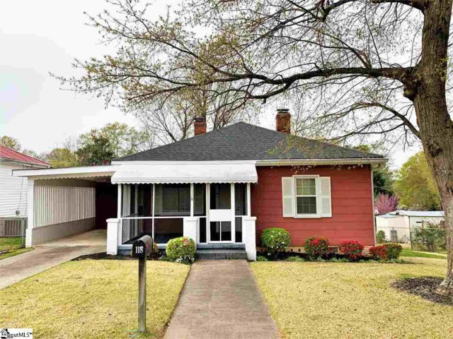 118 Park Street, Easley, SC 29640 (#1389289) :: The Haro Group of Keller Williams