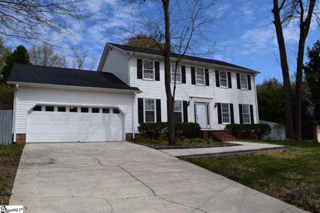 107 Cliffwood Lane, Greer, SC 29650 (#1389292) :: The Haro Group of Keller Williams