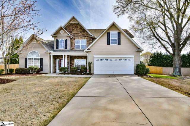 19 Flat Shoals Court, Simpsonville, SC 29680 (#1389358) :: The Haro Group of Keller Williams