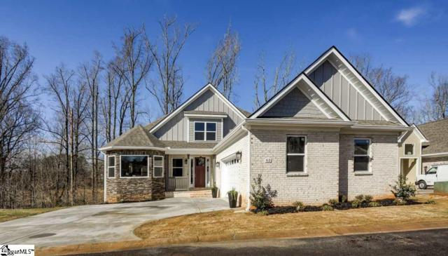 63 Park Vista Way, Greenville, SC 29617 (#1389450) :: Connie Rice and Partners