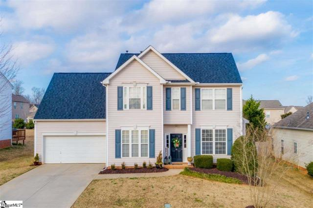 8 Semmelrock Drive, Simpsonville, SC 29680 (#1389550) :: The Haro Group of Keller Williams