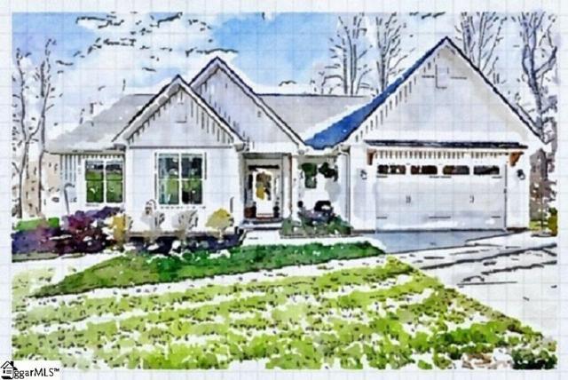 31 Stoneledges Lane, Taylors, SC 29687 (#1389558) :: Hamilton & Co. of Keller Williams Greenville Upstate