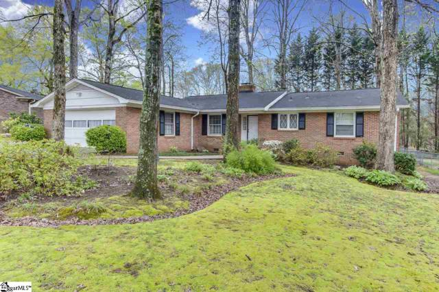 114 Brookbend Road, Mauldin, SC 29662 (#1389581) :: Connie Rice and Partners