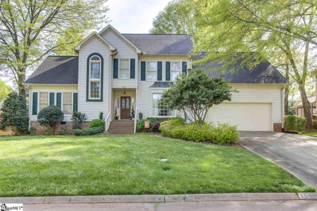 114 Forrester Creek Drive, Greenville, SC 29607 (#1389628) :: Coldwell Banker Caine