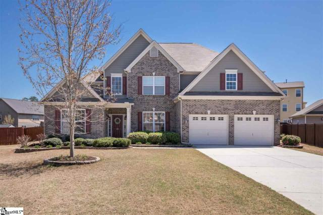 26 Blacksburg Court, Simpsonville, SC 29681 (#1389711) :: The Haro Group of Keller Williams