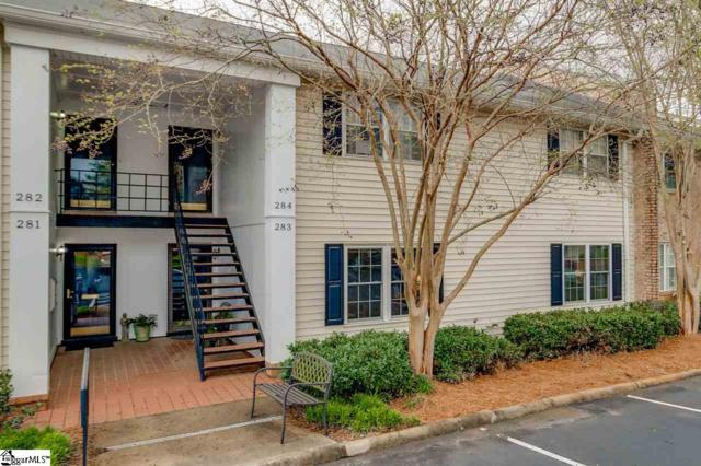 925 Cleveland Street #283, Greenville, SC 29601 (#1389799) :: The Haro Group of Keller Williams