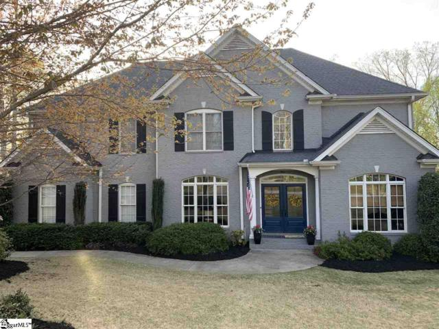 601 Whetstone Court, Simpsonville, SC 29680 (#1389912) :: J. Michael Manley Team