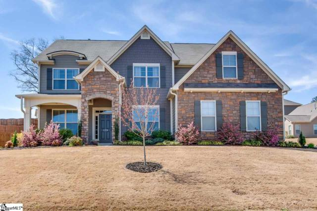 179 Sapphire Point Drive, Duncan, SC 29334 (#1389957) :: Hamilton & Co. of Keller Williams Greenville Upstate