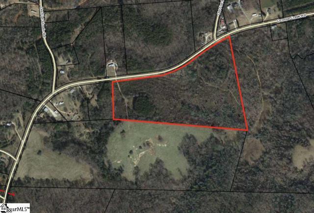 00 Oconee Creek Road, Walhalla, SC 29691 (#1389970) :: J. Michael Manley Team
