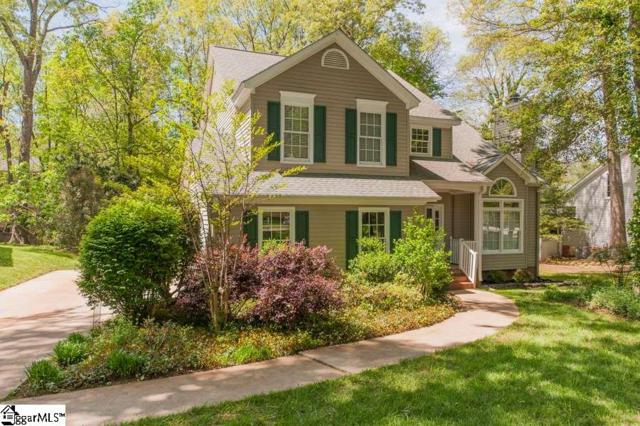 4 Hedgefield Court, Simpsonville, SC 29681 (#1390100) :: The Toates Team
