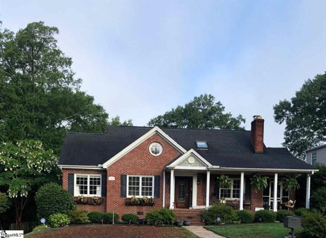 1103 N Main Street, Greenville, SC 29609 (#1390123) :: The Toates Team