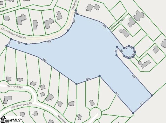 110 Old Altamont Ridge Road, Greenville, SC 29609 (#1390159) :: J. Michael Manley Team