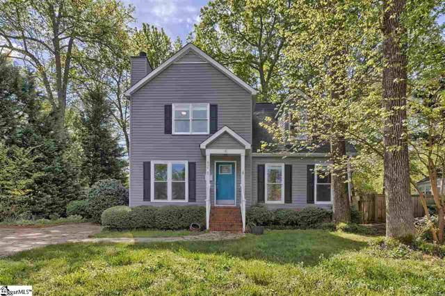 634 Summit Drive, Greenville, SC 29609 (#1390186) :: Modern