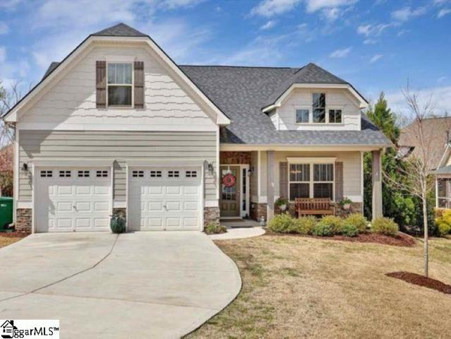 153 Gramercy Court, Greenville, SC 29617 (#1390349) :: Connie Rice and Partners