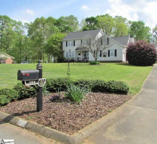 104 Shenandoah Drive, Spartanburg, SC 29301 (#1390378) :: Connie Rice and Partners