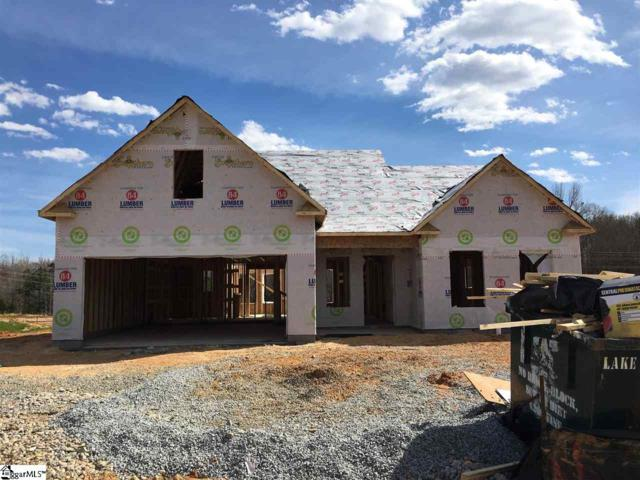 124 Screech Drive Lot 301, Fountain Inn, SC 29644 (#1390381) :: Connie Rice and Partners