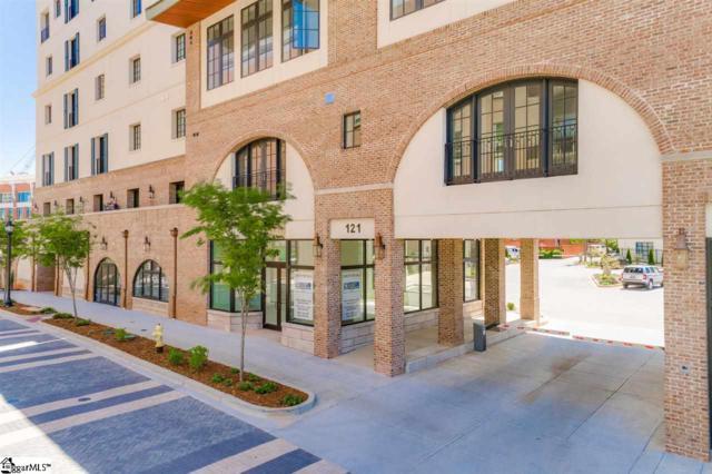 121 Rhett Street Unit 205, Greenville, SC 29601 (#1390575) :: Hamilton & Co. of Keller Williams Greenville Upstate