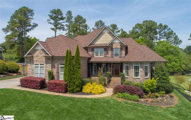 18 Griffith Knoll Way, Greer, SC 29651 (#1390612) :: J. Michael Manley Team