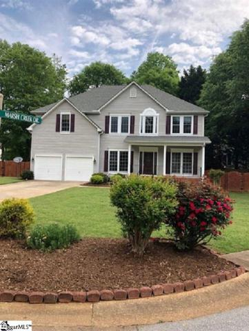2 Bounty Court, Mauldin, SC 29662 (#1390745) :: Coldwell Banker Caine