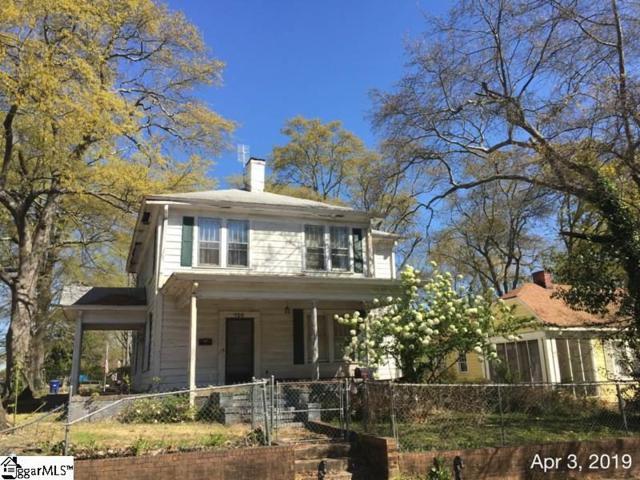 156 W Hampton Avenue, Spartanburg, SC 29306 (#1390754) :: Coldwell Banker Caine