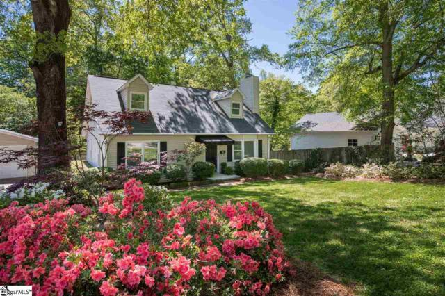 701 Waccamaw Avenue, Greenville, SC 29605 (#1390800) :: The Toates Team