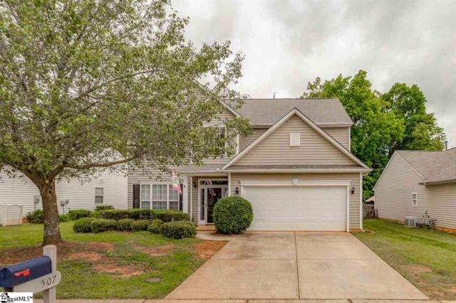 507 Timber Walk Drive, Simpsonville, SC 29681 (#1390912) :: The Toates Team